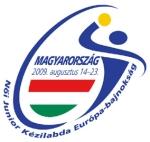 Női JunEb 2009 logó 100